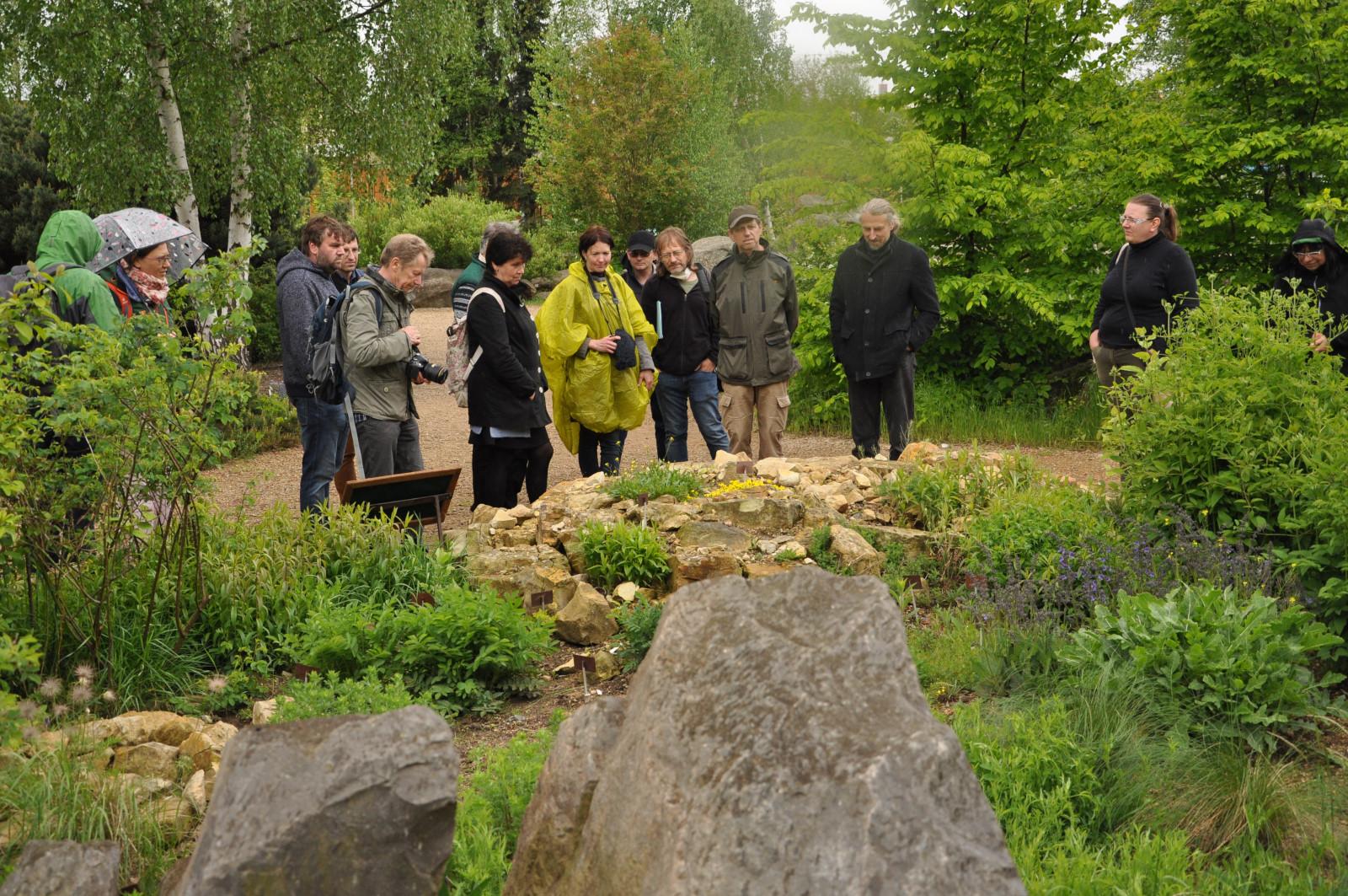 10. jednání genofondové skupiny při Unii botanických zahrad